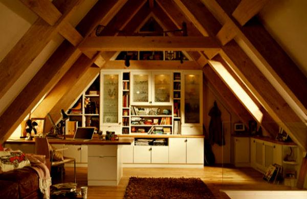 Теплый чердак — уютный дом