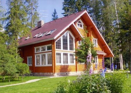 От чего зависит долговечность деревянных домов