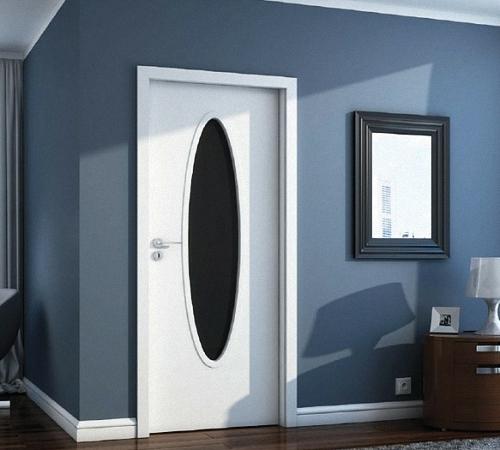 Почему выгодно покупать крашеные двери?