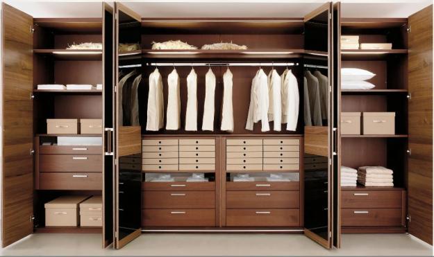 Шкафы с распашными дверями: угловые - 4Living