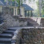Интересные конструкции лестниц