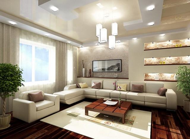 В первую очередь, планируя дизайн жилого помещения, необходимо обратить внимание на цвет. Если вы хотите, чтобы ваша квартира была действительно комфортной
